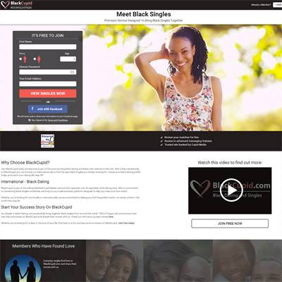 All black dating sites
