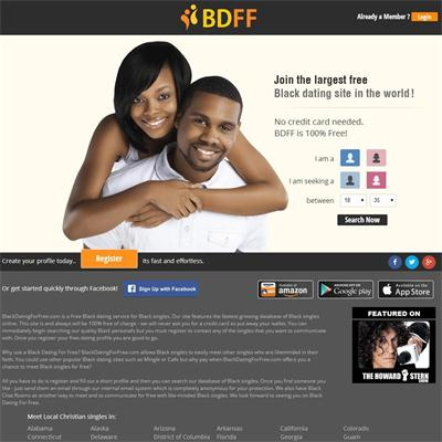 black dating online